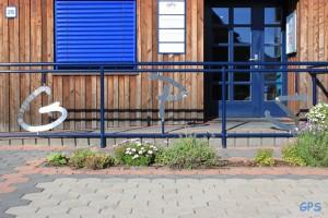 Eingangsbereich Sülze der Gemeinschaftspraxis Sülze-Bergen