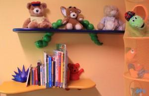 Ambiente Gemeinschaftspraxis Sülze-Bergen - Kinderzimmer in Sülze