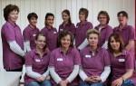 Unsere Mitarbeiterinnen 2012