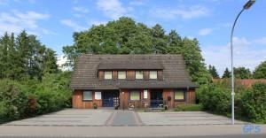 Parkplätze gibt es genug in der Gemeinschaftspraxis Sülze-Bergen
