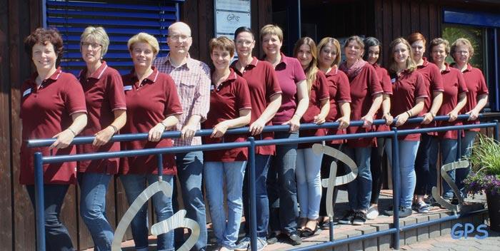 Team der Gemeinschaftspraxis Suelze-Bergen