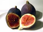 Feigen - Frische Feigen schmecken geschält oder ungeschält